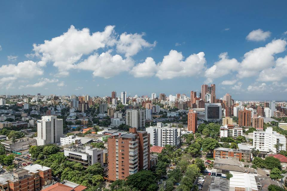 Barranquilla Prosperous City