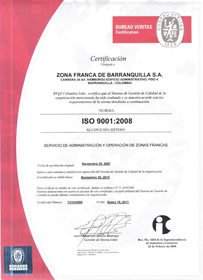 CERTIFICACION-ISO-90012008