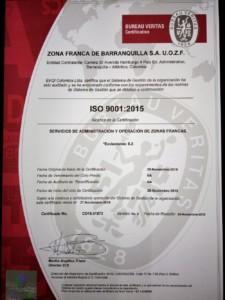 ISO 9001-2015 Calidad